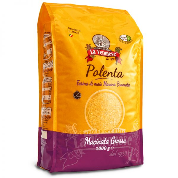 Flour for polenta type Marano